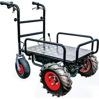 電動4輪運搬車(最大積載量250kg)パワーキャットミニ ホームクオリティ社製 PC020-01 B07T6XGX5G