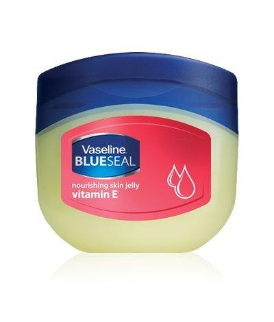 Vaseline BlueSeal Jelly Nourishing Vitamin E, 50 ml / 1.75 Fl.Oz - 6 (Vaseline Petroleum Jelly Ingredients)