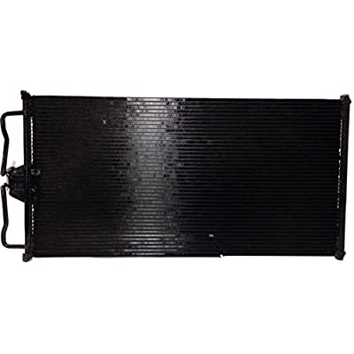 Kool Vue AC Condenser For 2004-2008 Ford F-150 2006-2008 Lincoln Mark LT: Automotive