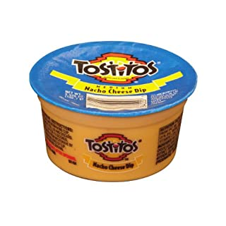 Tostitos Queso Dips to Go, 3.625 Ounce (Pack of 12)