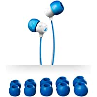 X-1 (Powered by H2O Audio) IE2-BK-X Surge Waterproof Sport In-Ear Headphones ...