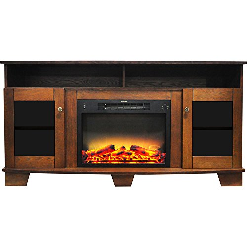 Cambridge CAM6022-1WALLG2 Savona 59 In. Electric Fireplace i