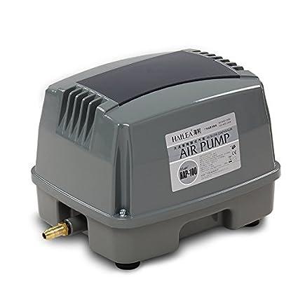 Muy Pequeño Compresor con Membrana Hailea HAP-100
