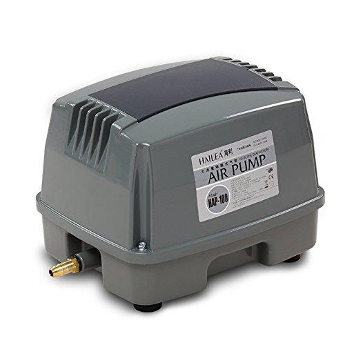 Sehr leiser Membran-Kompressor Hailea HAP-100