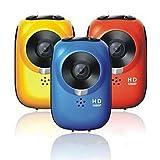 XIMKCOD Winait 1080P Full HD WiFi Sports Camera 30M Waterproof Case (Support 32GB Memory Card)