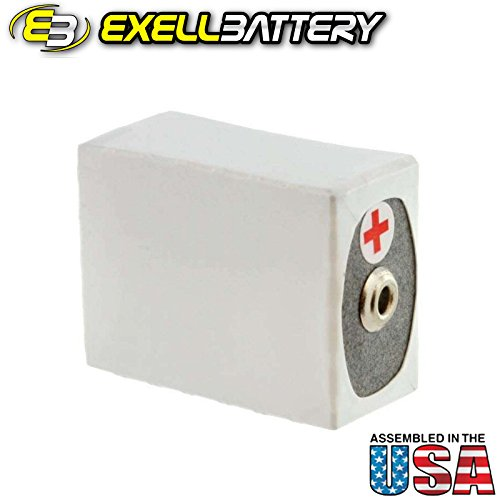 50pc Exell 411A Alkaline 15V Battery Replaces NEDA 208, 10F20, BLR121 by Exell Battery (Image #3)