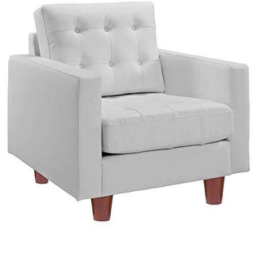 Bikani Round Wood Sofa/Couch/Chair/Ottoman Solid Wood Leg Walnut Finish (3 inches,Set of 4)