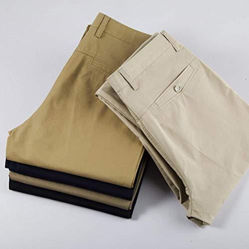 Delgados De Los Juego Suaves Joven Fit Oscuro Pantalones Azul Del Vestir Rectos Slim Estiramiento Traje Hombres Anaisy zCwqE6x56