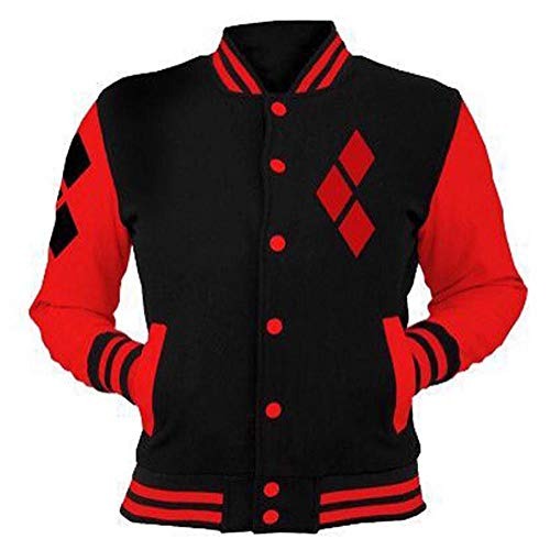 O-will Halloween Cosplay Costumes Button up Casual Jackets Fleece Outerwear Adults -