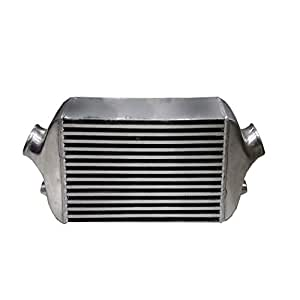Universal 2.5 Inch Aluminum Intercooler Racing Inlet or Outlet