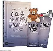 O Clube Dos Amigos Imaginários (acompanha Marcadores)