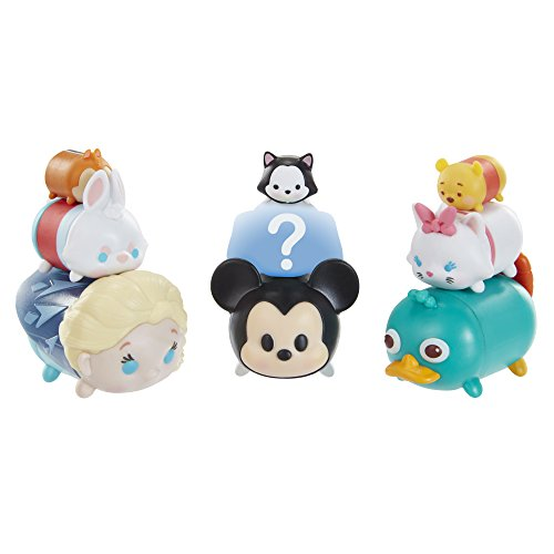 Disney Tsum Tsum 9 PacK Figures Series 1 Style #1