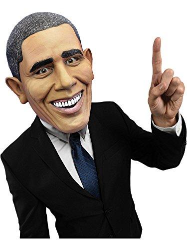 Rubie's Obama Costume Mask (One-Size) ()