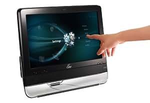 ASUS Eee PC EeeTop ET1602 1.6GHz N270 Negro PC - Ordenador de sobremesa (1,6 GHz, Intel Pentium Mobile, N270, Socket F (1207), 0,512 MB, L2)