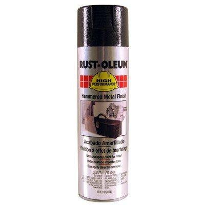15 oz. High Performance V2100 System Hammered Aerosols Metal Dark Bronze Hard Hat Spray Paint . [Set of 6]