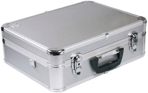 Dorr 52x43x22cm Extra Large Aluminium Case for Camera