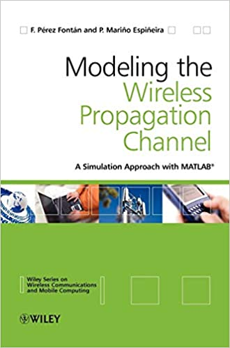 Modelling the Wireless Propagation Channel: A simulation