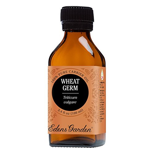 wheat germ oil hair - 3
