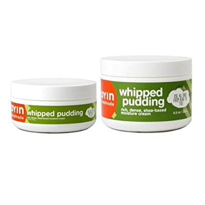Oyin Handmade Whipped Pudding, Head-To-Toe Dense Shea Cream