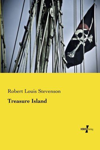 Book cover for Treasure Island
