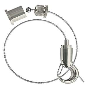 abhänge Juego con pequeño gancho de Gripper 1,5mm de diámetro