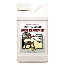 Rust-Oleum 7830730 8-Ounce Rust Reformer