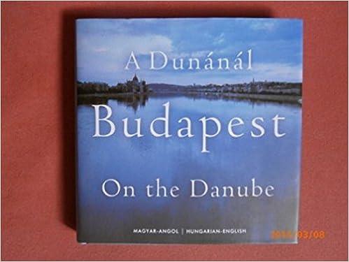 Amazon.com: Budapest: On the Danube: Lugosi Lugo Laszlo: Books