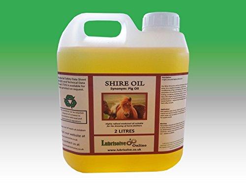 100% reines Shire Öl (Pig Oil)