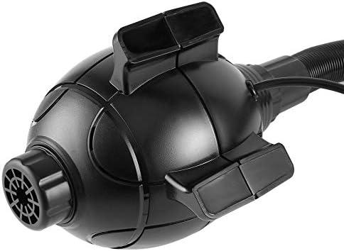 Funnyrunstore Compresseur dair /Électrique Pistes De Gymnastique De Gymnastique De Pompe De Gymnastique De Piste De Pompe De Pompe /À Air /Électrique pour Inflate//Deflate Black Noir