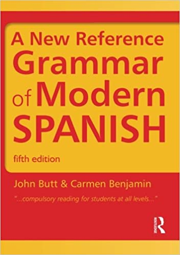 Amazon.com: A New Reference Grammar of Modern Spanish ...