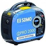 Groupe Ãlectrogène essence inverter 2000 W monophasà SDMO