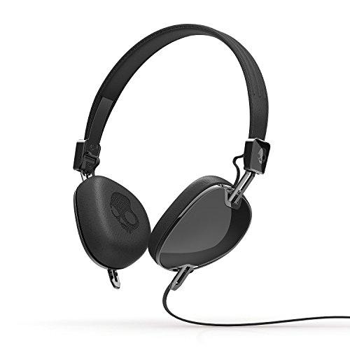 Skullcandy Navigator S5AVFW-161 Over-the-Ear Headphone (Black) - 1