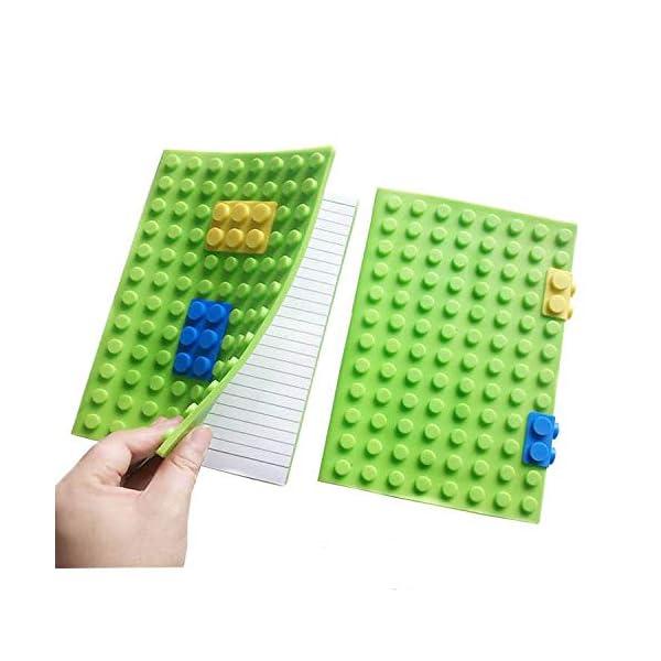 Notebook per Bambini A5 Diario di Viaggio Diario di Scrittura NotePad con Copertina Morbida,Regali di Compleanno di… 4 spesavip