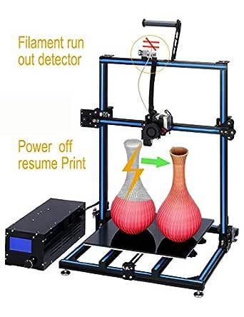 ADIMLab Gantry Pro Impresora 3D actualizada de 24 V de potencia ...
