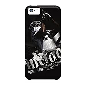 Premium Oakland Raiders Heavy-duty Protection Case For Iphone 5c