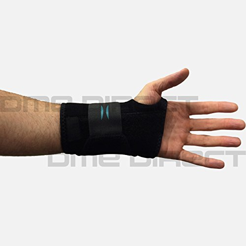 5819L Orthosis Wrist Modabber Perforated Neoprene Standard Left Blk Part# 5819L by Hely & Weber Qty of 1 Unit