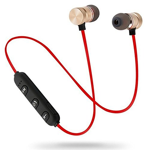 ONERIOME Stereo In-Ear Earphones Earbuds Handsfree Bluetooth Headphone Wir Bluetooth Headsets with Mic and Remote