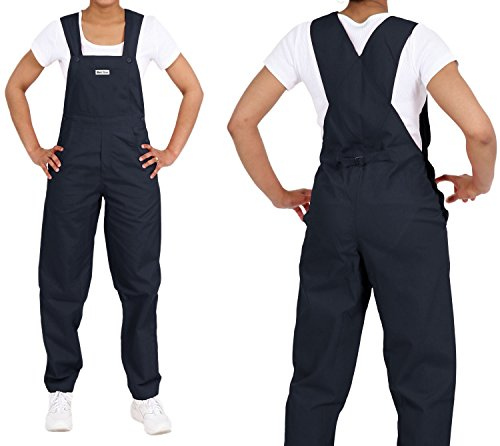 Teens Medgear Overalls All Around Use, Jumpsuit, Kids Costume (Navy) (Overall Teen Costumes)