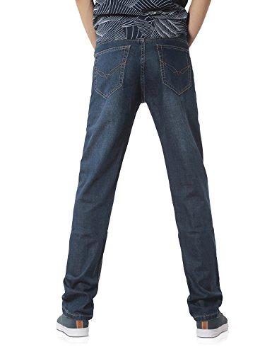 nbsp;w 8003 nbsp;jeans 29 Dritto Taglio Colore nbsp;– nbsp;x amp;hunter 29 Blu X Blue nostalgia Dh8005 Magro Uomo 8003 Demon regular Taglia Per qXx0PtwXa
