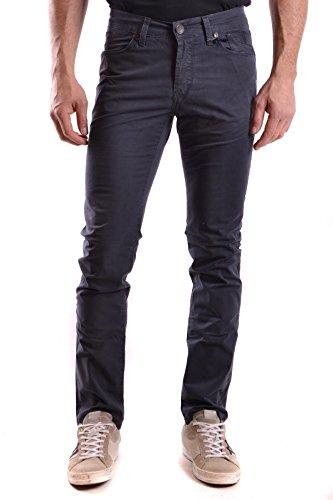 Jeckerson Herren MCBI162056O Blau Baumwolle Jeans