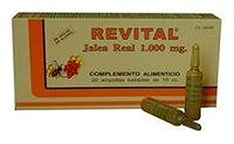 Revital Jalea Real 20 ampollas de Pharma Otc