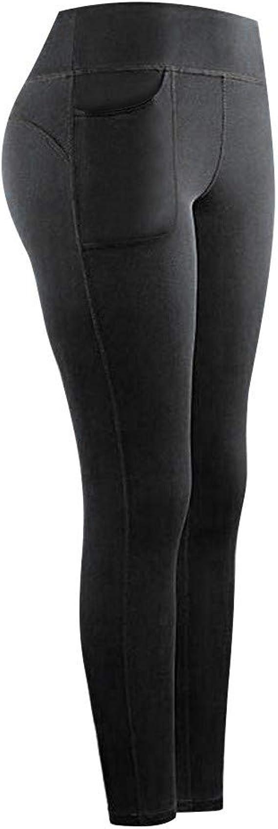 Amazon.com: Xinantime Womens Stretch Yoga Leggings Fitness ...