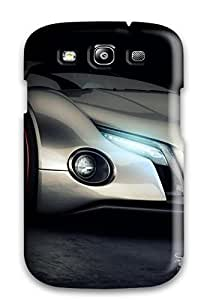 Waterdrop Snap-on Bugatti Cars Pictures Case For Galaxy S3