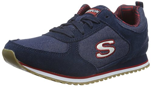 8 Denim Dash Womens Sneakers Navy 10 ()