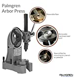 Palmgren AP10 Manual Arbor Press, 1 Ton