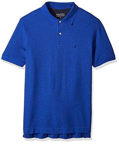 Nautica Mens Tall Solid Shirt