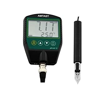 Gowe HACCP Compliant pH Meter for Meat, Cheese GAMT16M