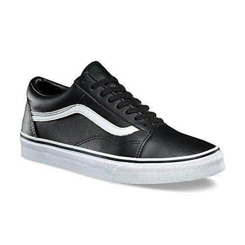 039dc23f49 Galleon - Vans UA Old Skool (Classic Tumble) Black True White VN0A38G1NQR  Mens 13