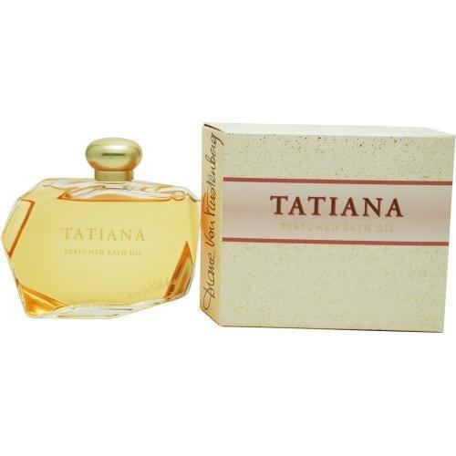 Diane Von Furstenberg Bath Oil - Tatiana Bath Oil 4 Oz By Diane Von Furstenberg 1 pcs sku# 416636MA