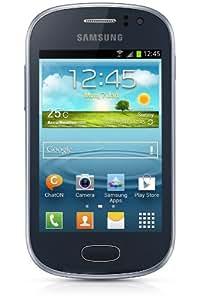 "Samsung Galaxy Fame (S6810) - Smartphone libre Android (pantalla 3.5"", cámara 5 Mp, 4 GB, 1 GHz, 512 MB RAM), azul"